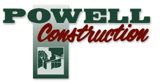 Powell Construction Logo