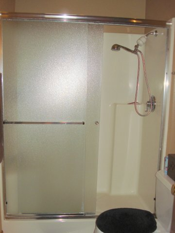 Modern Master Bathroom Design and Remodel Corvallis Oregon