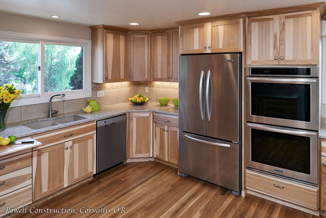 Corvallis Kitchen Remodel : Powell Construction
