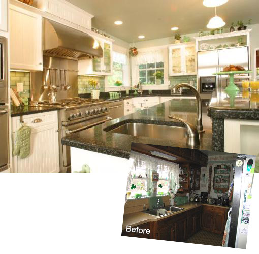 Kitchen and Bath Remodeler Serving Corvallis and North Albany