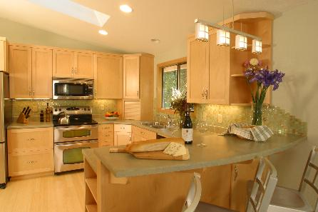 Small Kitchen Remodeled