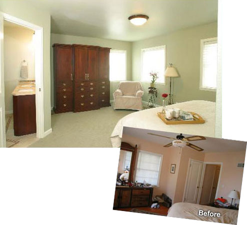 Master Suite Design and Remodeling Contractor Corvallis Oregon