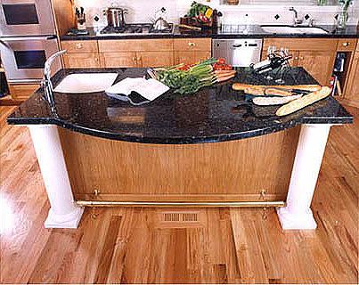 Granite Countertops Albany Oregon : Alder/ Granite Kitchen Remodel and Entry ? North Albany, Oregon