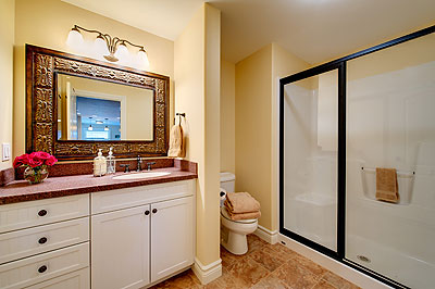 Basement Bathroom Design and Remodeling Contractor Corvallis Oregon