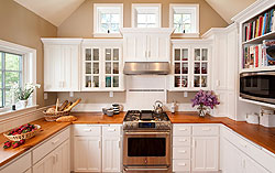 Kitchen Design with Addition