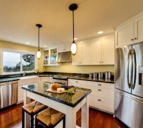 Modrell Modern Kitchen