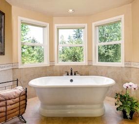 Powell tub #580