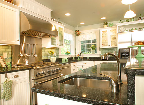 Professional Remodeler Award Kitchen Design and Remodeler Corvallis Oregon
