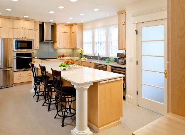 Kitchen Design and Remodeler Corvallis Oregon Historic Home
