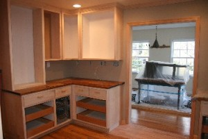 Pantry Storage and Prep area