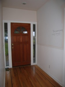Entry Before