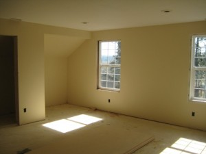 New Bedroom During
