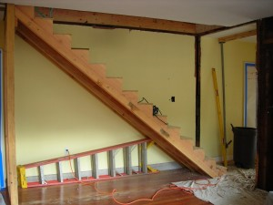 Rough Stair Framing