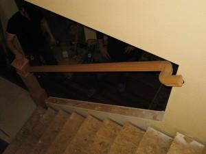 Stair Rail Details