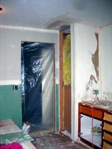 Reconfigured Door