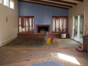 The Demoed Family Room