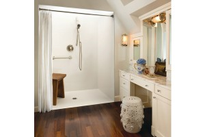 "What are ""Aging in Place"" Options for Your Bathroom?"