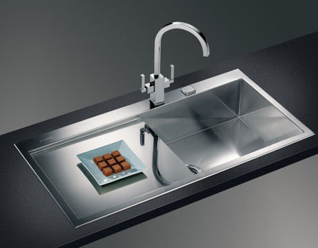 How to Choose a Stainless Steel Sink | Powell Construction