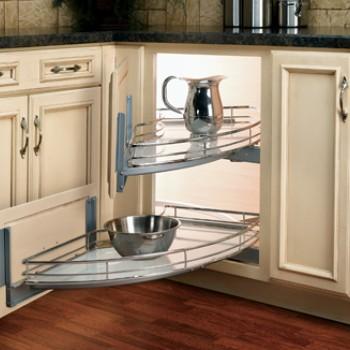 Kitchen Cabinet Storage Accessories Powell Construction