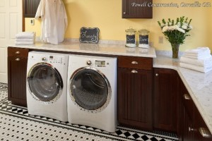 Laundry Room Design and Storage Tips