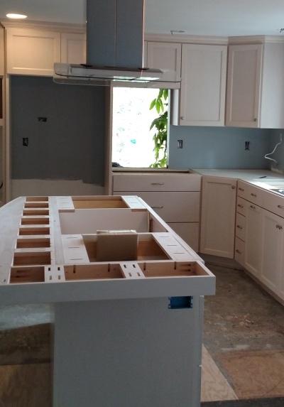 Vintage Home Meets Modern Kitchen