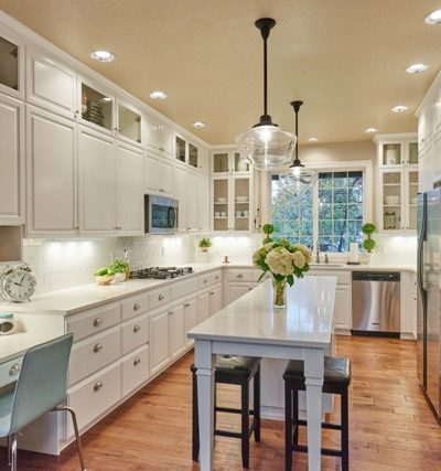 Low Maintenance Kitchen Cabinets