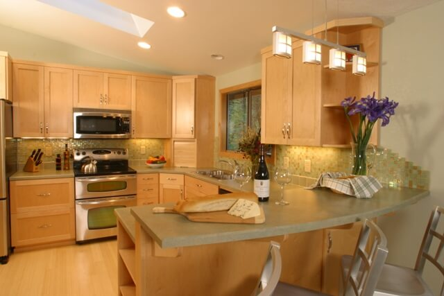 Small Kitchen Remodeled | Powell Construction