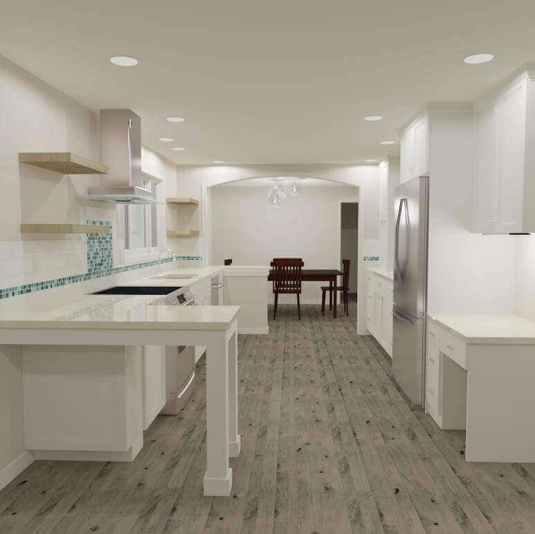 3 D Home Remodeling Design Powell Construction