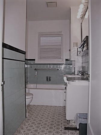 1930 S Classic Bathroom Powell Construction