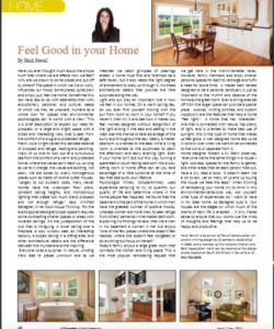 Remodeling secrets to Feel Good in Your Home | Willamette Living Magazine April/May 2014