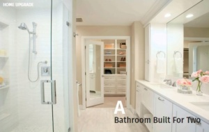 Bathroom remodel ideas in this article about a master bathroom in Corvallis, OR.
