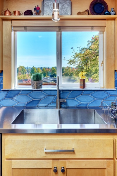 Houzz features a Powell Construction kitchen remodel!