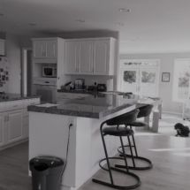 kitchen full bw