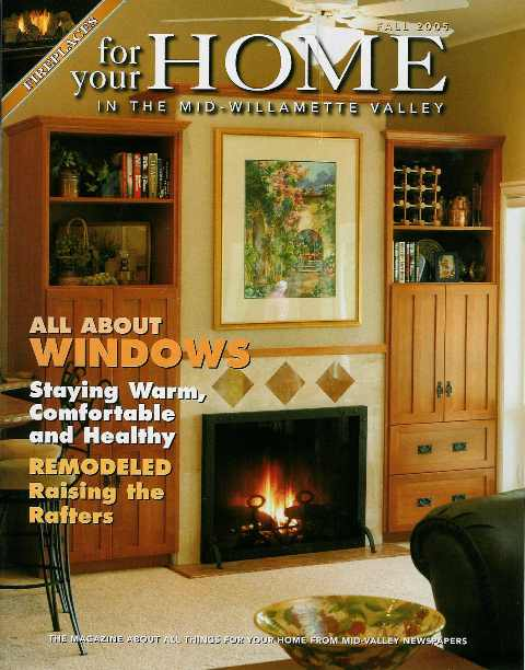 An article on this home renovation as featured in For Your Home in the Gazette Times